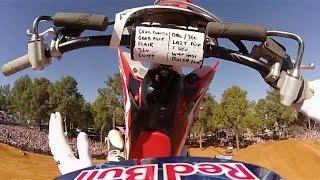 Josh Sheehan's 1st Place POV Run - Red Bull X-Fighters Pretoria 2014