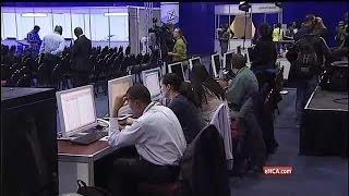 IEC launches results centre in Pretoria