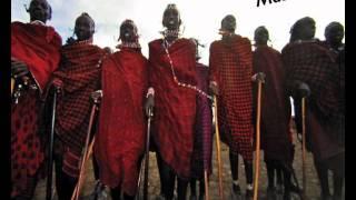 Pretoria - Guerreiro Massai